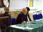 George Galloway MP and Cllr Mohammed Ishtiaq