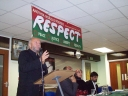 George Galloway MP in Birmingham