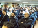 Audience at Birmingham Central Mosque
