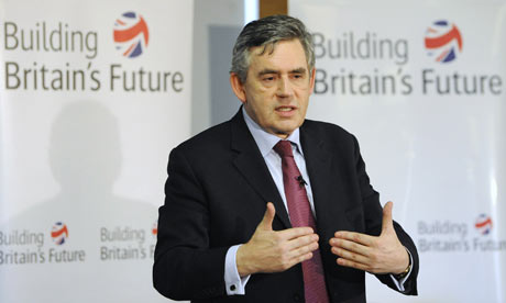 Gordon Brown's immigrant claim is a myth