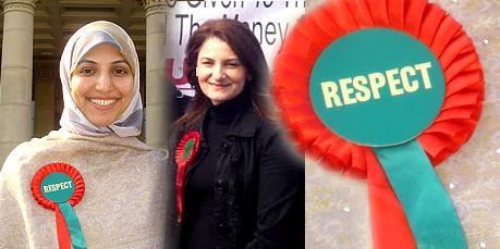 Birmingham Respect candidates 2010